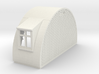 N-87-complete-nissen-hut-end-brick-wind-l-16-36-1a 3d printed