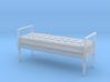 1:48 French Country Bench 3d printed