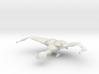 Bird Of Pray Cruiser  With Landing 3d printed