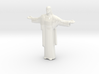 Cristo-redentor Porcelain and Sandstone 3d printed