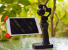 OsmoGrip - an iPad Mini mount for your DJI Osmo 3d printed