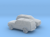 1/148 2X 1995-97 Ford Explorer Sport 3 Door 3d printed