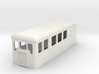 TTn3 single ended railcar with parcel section 3d printed