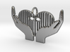 Caring Heart  3d printed