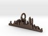 New York Skyline Pendant 3d printed