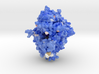 Depiptidyl Peptidase IV (DPP-4) in Complex with Sm 3d printed