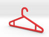 Hanger Keychain V2 3d printed