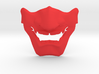 SamuraI Mask V1 Style  3d printed