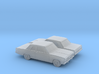 1/160 2X 1970 Plymouth Valiant 2 Door 3d printed