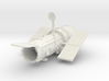 Hubble Space Telescope 3d printed