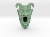 Tomb of Horrors Demon Face 3d printed