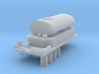 Railroad MOW Oilcar - Zscale 3d printed