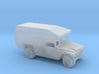 1/144 Scale M997Humvee Maxi-Ambulance M997 3d printed