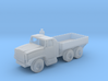 1/144 Scale Oshkosh Mk23 Mk 25 MTVR Cargo Truck 3d printed