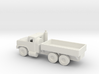 1/200 Scale Oshkosh Mk 27 MTVR Extended Cargo Truc 3d printed