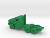 1/200 Scale Oshkosh Mk 31 MTVR Tractor 3d printed
