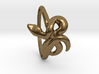 Slytherin Snake ring 3d printed