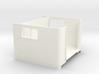 1/24 peterbilt Unibilt Sleeper  cabin 3d printed
