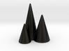 Tongariro - Tripe Peak Ring Holder 3d printed