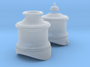 Cooke 2-6-0 Domes 1-48 Scale 3d printed