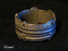 Star Gate #1, Ring Size 12 3d printed