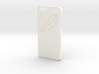 Iphone 6 Case - Name On The Back - Lips 3d printed