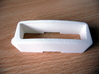 Epi ET270 Pickup Surround 3d printed Surround as delivered, in White Strong & Flexible material.