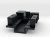 7201 • M9A1 Half-track Body 3d printed