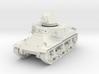 PV36A M2 Medium Tank (28mm) 3d printed