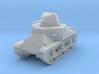 PV36D M2 Medium Tank (1/87) 3d printed