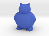 Snorlax Standing 3d printed