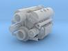 1/14 Maybach HL 120 TRM Engine  3d printed