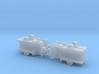 Baggergetriebe 1:87 3d printed
