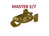 Graflex2.0 - Master Chassis - 5/7 CC 1 3d printed