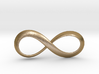 Moebius Infinity Symbol 3d printed