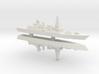 Type 45 DDG x 2, 1/3000 3d printed