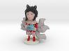 Ahri_fireball_base 3d printed