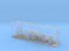 1/96 scale Arleigh Burke - Mast Details 3d printed