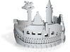Venice Ring US8,5 3d printed