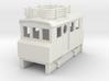Hon30 009 McKeen petrol loco 3d printed