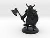 Dwarf Warrior 3d printed