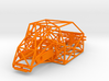 MagDragster V2 - Golf MK1 Chassis - RC Car 1/24 3d printed The MagDragster Color ;-) Orange is FAST!
