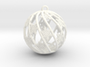 The Star Money Christmas Bulb 3d printed