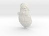 Santa Relief. 30cm 3d printed