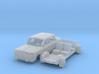 NSU Typ 110 (N 1:160) 3d printed