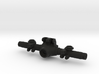 TM8 Rear 4 Link Coil Axle Housing 3d printed