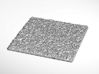 ^mini display base rough surface square 3d printed External Render