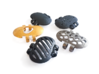 KPS Outer Piece - Blank 3d printed KPS outer pieces are available in a range of designs and materials.