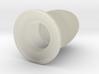 R44 Tail Boom Beacon Light Lense 3d printed