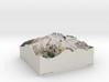 Glacier Peak, Washington, USA, 1:50000 Explorer 3d printed